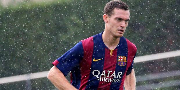 Vermaelen dans la sélection du FC Barcelone pour affronter le PSG - La Libre