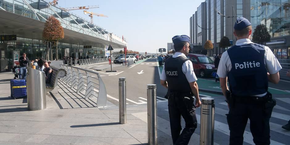 Grève du zèle à Brussels Airport : un accord est conclu entre le ministre de l'Intérieur et les syndicats