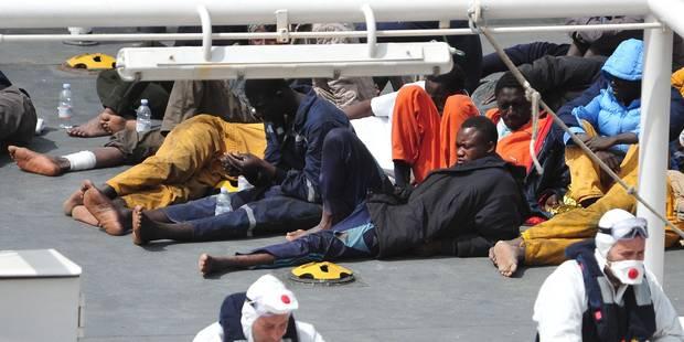 Le chaos libyen - La Libre
