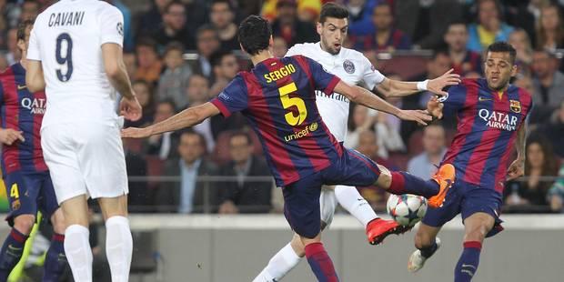 Ligue des champions : le Barça s'impose face au PSG et part en demi-finale (2-0) - La Libre