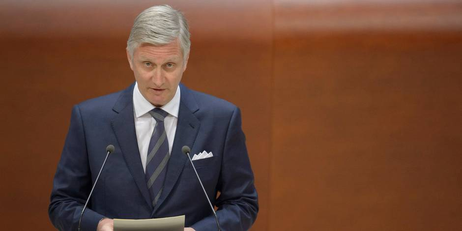 Édito: au Conseil de l'Europe, un discours royal - La Libre