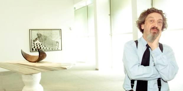 Musées: la succession de Laurent Busine au Mac's est lancée - La Libre