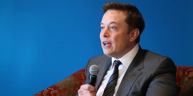 Elon Musk, patron de Tesla, rémunéré au salaire minimum californien - La Libre