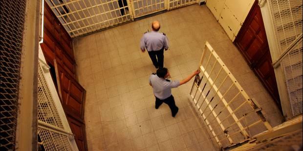 Six détenus de la prison de Gand suspectés de prise d'otage - La Libre