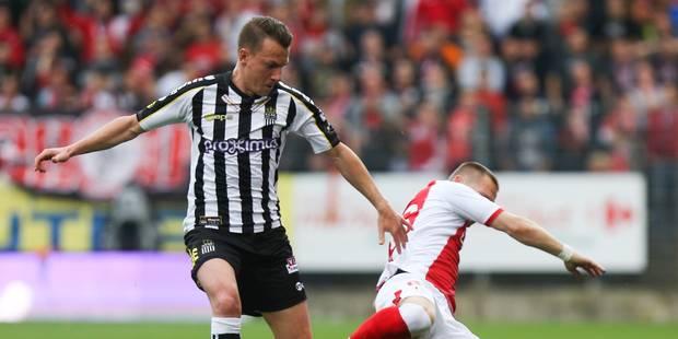 Charleroi propulse le Standard à la dernière place des PO1 (1-0) - La Libre