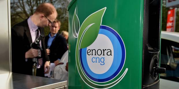 La Wallonie roule enfin au gaz naturel - La Libre