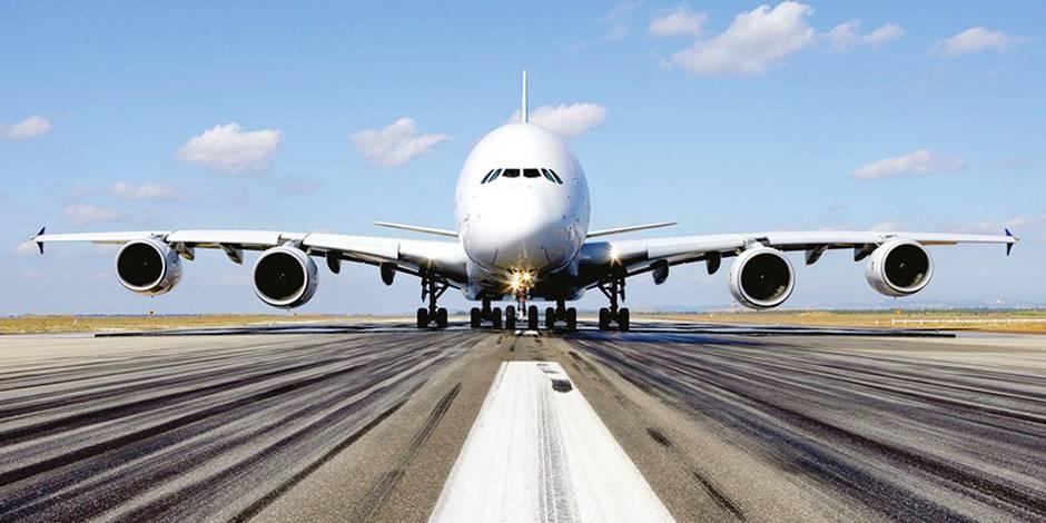 Le plus gros avion du monde arrive en Belgique - La Libre