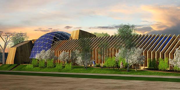 Milan 2015: le pavillon belge attend près de 10.000 visiteurs par jour - La Libre