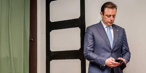 Pour la majorité des Belges, Bart De Wever est le patron du gouvernement - La Libre