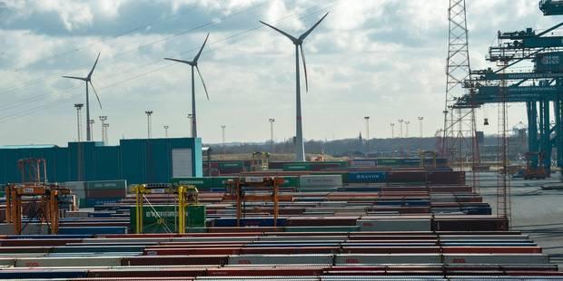 Le PIB belge en croissance trimestrielle de 0,3% - La Libre
