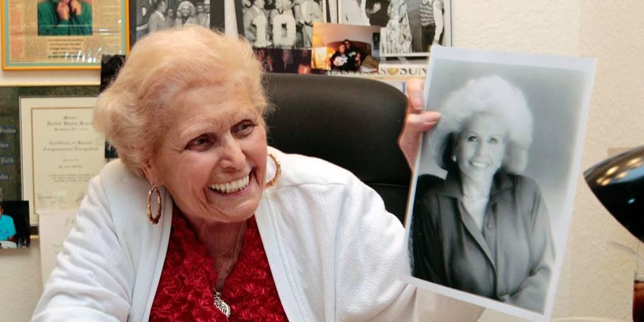 La fondatrice du célèbre régime Weight Watchers est décédée