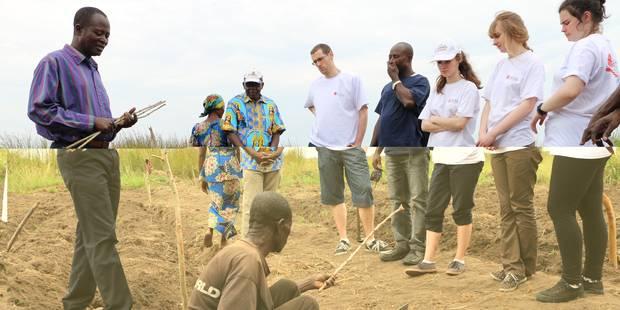 Huit Hutois au coeur du Congo - La Libre