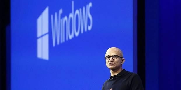 Quand Microsoft change les règles - La Libre