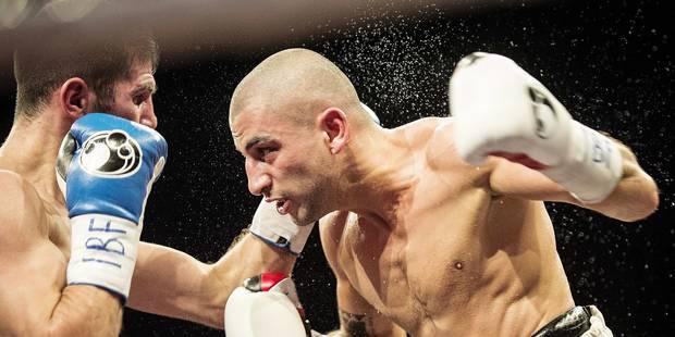 Boxer pour survivre - La Libre