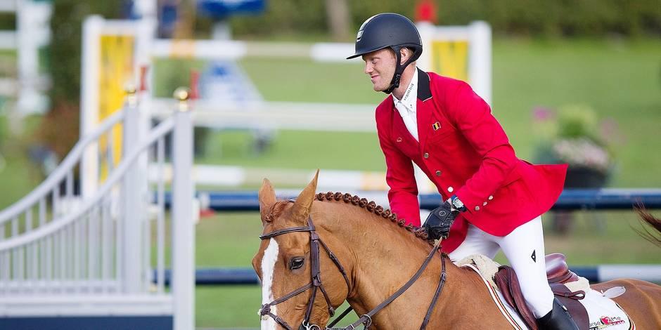 Equitation: une Coupe des nations à rebondissements - La Libre
