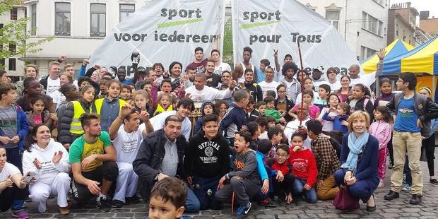 """A Bruxelles, """"l'offre sportive est déficiente!"""" - La Libre"""