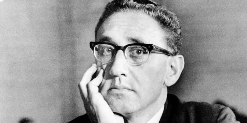 Kissinger, le Talleyrand des Etats-Unis ? - La Libre