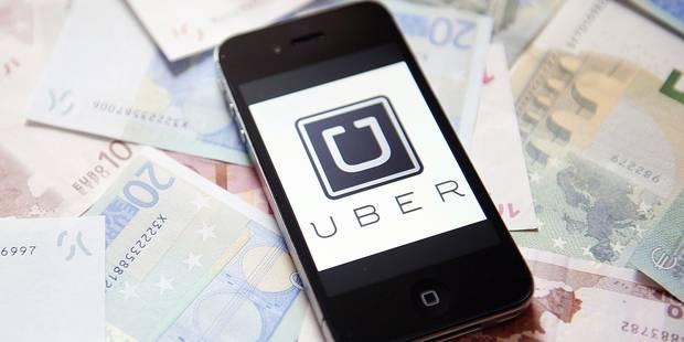 Le fisc belge recherche les chauffeurs Uber aux Pays-Bas - La Libre