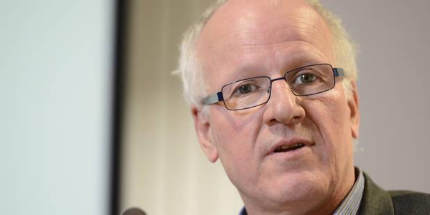 Jozef De Witte, nouveau directeur de l'ONB - La Libre