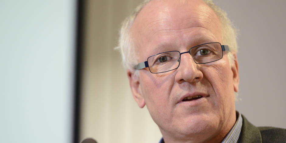 Jozef De Witte, nouveau directeur de l'ONB
