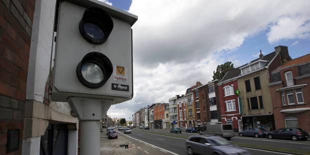 Près de 300.000 PV dressés à l'encontre de conducteurs étrangers l'an dernier - La Libre