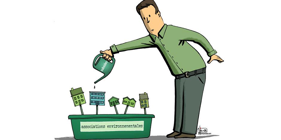 Le secteur de l'environnement à sec de subsides