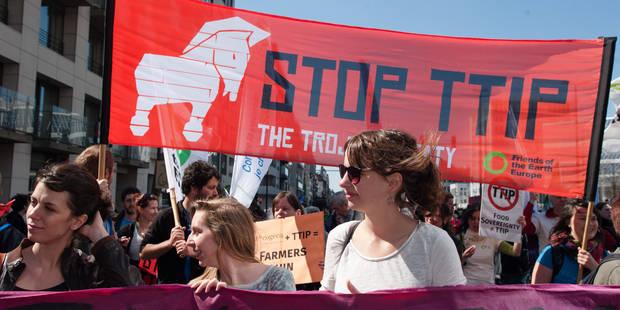 Ouvrir les yeux sur le TTIP et la vente de bébés - La Libre