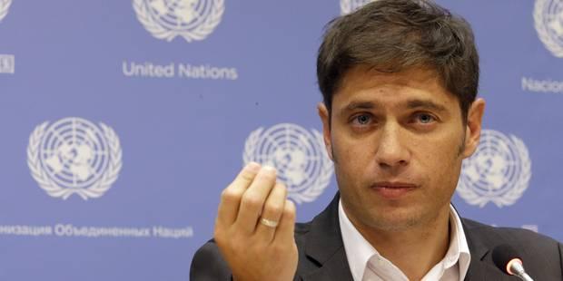 L'Argentine conteste la saisie de comptes diplomatiques en Belgique par un fonds américain - La Libre