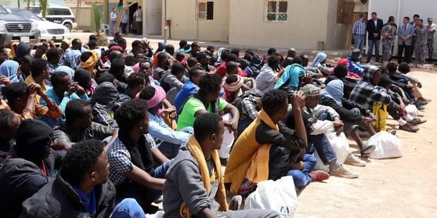 La Commission européenne va présenter mercredi un plan d'actions sur l'immigration - La Libre