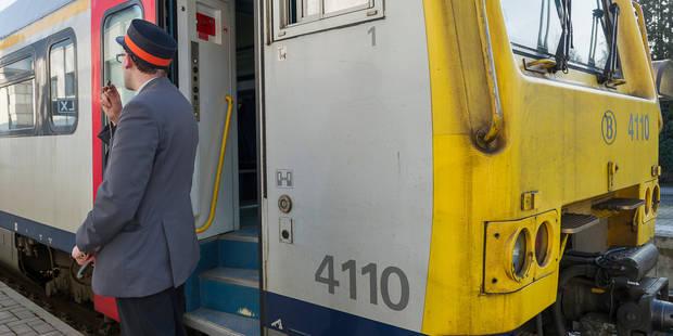 SNCB : un tiers des conducteurs de train dépose un préavis de grève pour le 27 mai à 22h - La Libre