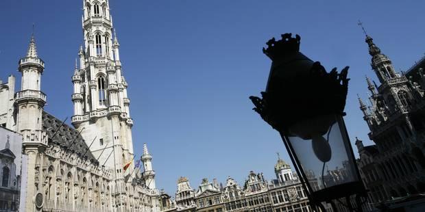 Bruxelles francophone à 90% - La Libre