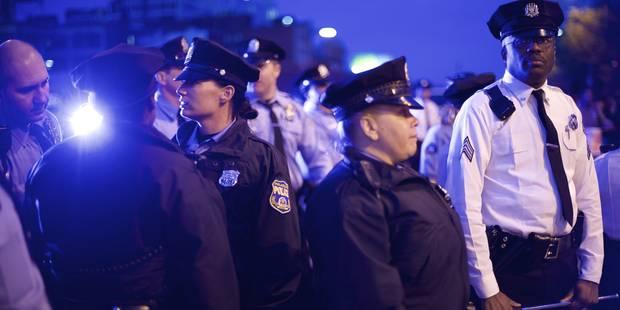 """Etats-Unis: la police invitée à faire des """"progrès"""" - La Libre"""