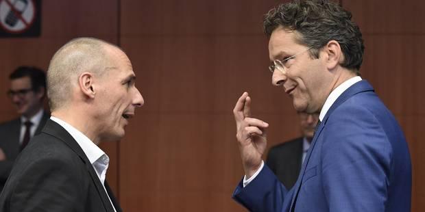 La Grèce rembourse le FMI en pleine discussion avec la zone euro - La Libre