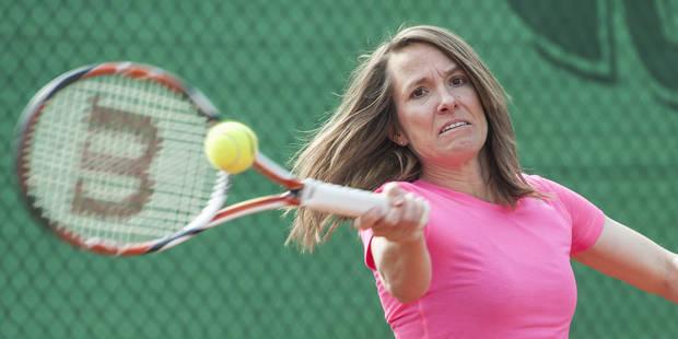 """Justine Henin: """"Je suis plus heureuse que jamais"""" - La Libre"""