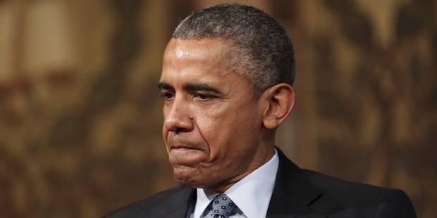 Accords commerciaux: revers pour Obama au Sénat - La Libre