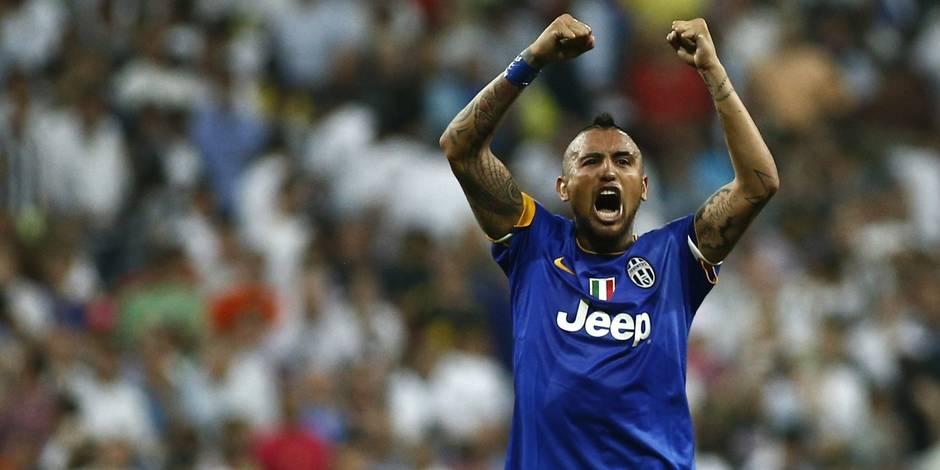 La Juventus en finale de la Ligue des champions