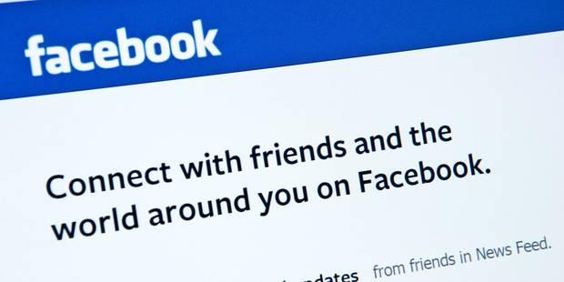 La Commission de protection de la vie privée tacle (encore) Facebook - La Libre