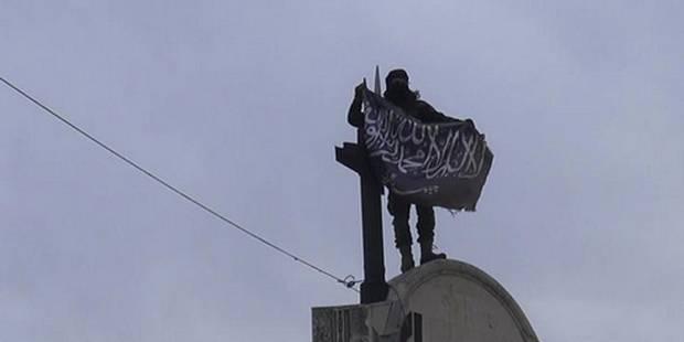 Syrie: 23 civils exécutés par le groupe Etat islamique près de Palmyre - La Libre