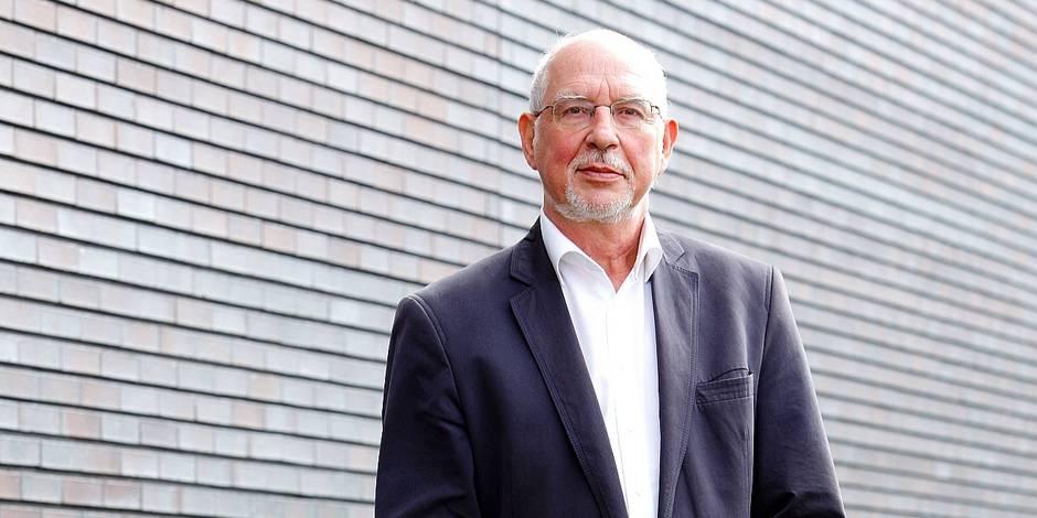Philippe Defeyt , économiste , président du CPAS de Namur