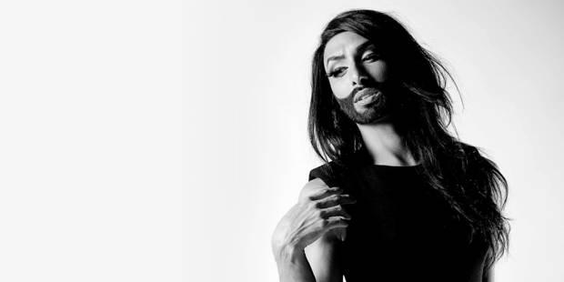 """Conchita Wurst : """"Je ne suis pas un symbole"""" - La Libre"""