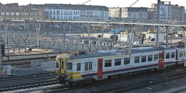 Perturbations sur la ligne ferroviaire Bruxelles-Mons - La Libre