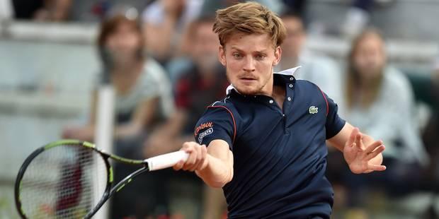 David Goffin meilleur Belge de l'histoire avec une 18e place au classement ATP - La Libre