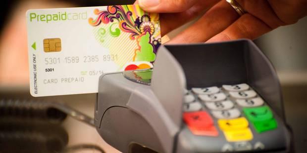 Le parquet de Bruxelles enquête sur une vaste fraude de cartes de crédit prépayées - La Libre
