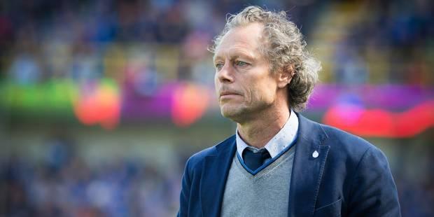 Michel Preud'homme élu entraîneur de l'année - La Libre