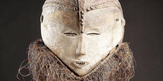 Ces masques géants qui nous regardent - La Libre