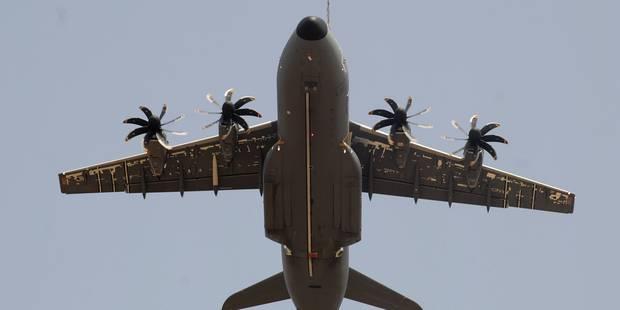 A400M: Airbus alerte ses clients sur un éventuel problème d'électronique des moteurs - La Libre