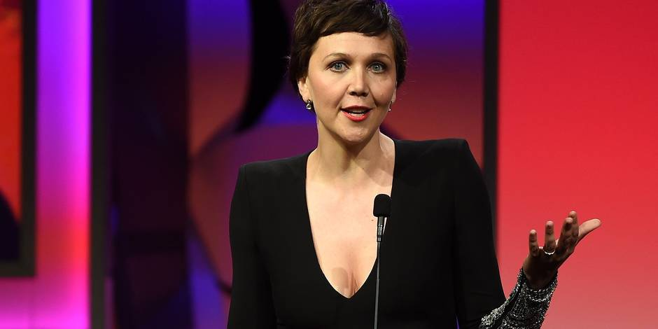 Maggie Gyllenhaal, trop vieille pour jouer l'amoureuse d'un acteur de 55 ans?
