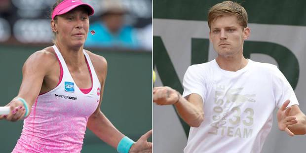 Voici les adversaires de nos Belges à Roland Garros - La Libre