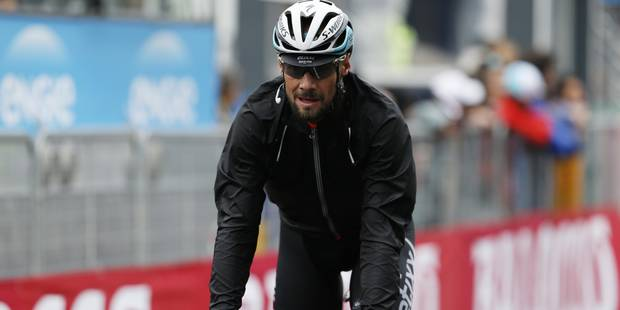 Tom Boonen abandonne le Tour d'Italie - La Libre