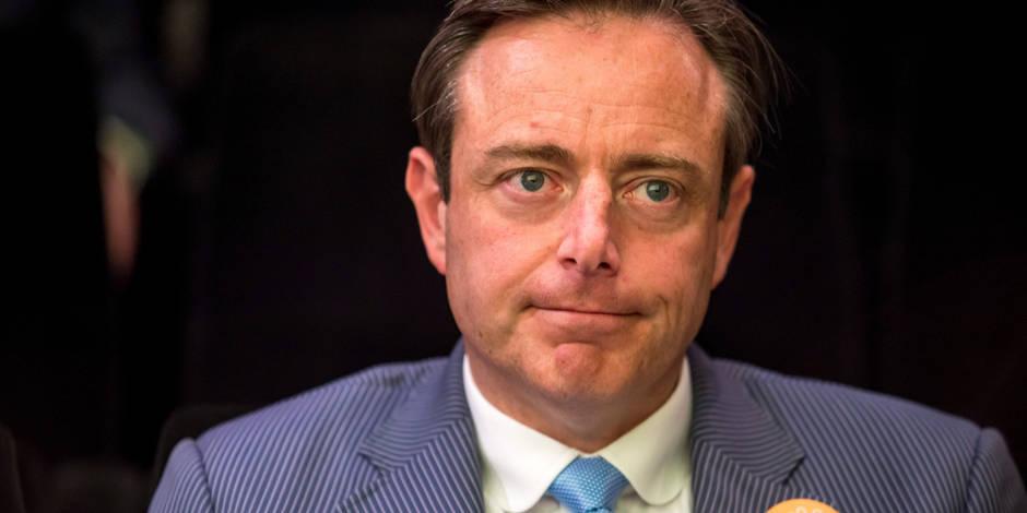 Bart De Wever reçoit à nouveau des menaces de mort